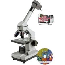 Bresser Junior PC Microscoop 40x-1024 met Koffer