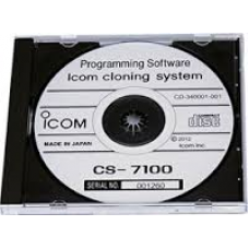 CS-7100 Icom Programming software for IC-7100