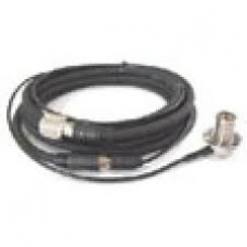 Diamond EC-H5 Antennevoet met Kabel RG-58 C-U 5 meter MJ (=PL)-M