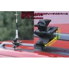 Diamond K515 Roofrail mount bracket (Autodakrail bevestiging)