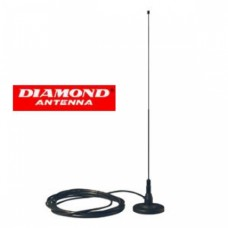 Diamond MC-100 VHF magneetvoetantenne