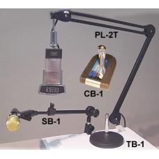 Heil TB-1 tafel microfoonstandaard