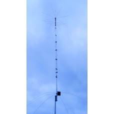 HyGain AV-680 9 bands verticale antenne van 80 m- 6m