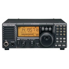 Icom IC-718 HF transceiver, 100 watt