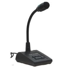 Icom SM-50 dynamische tafelmicrofoon