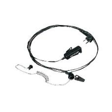 Kenwood KHS-8BL handpalmmicrofoon met oortje