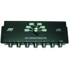 MFJ-1701 6 positie coaxschakelaar
