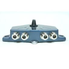 MFJ-1704N 4 voudige coaxschakelaar met N-connectoren