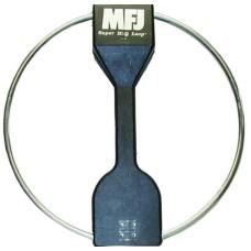 MFJ-1786X Magnetische loop antenne voor 10-30 Mhz