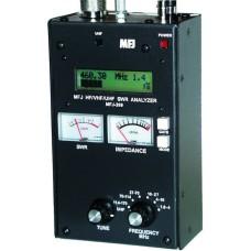 MFJ-269D antenne analyser voor HF,VHF en UHF