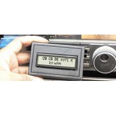 MFJ-461 Morse Code Lezer