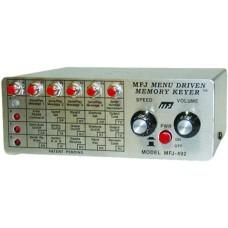 MFJ-492 memory curtis keyer  voor cw