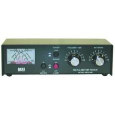 MFJ-906 coaxtuner voor 50 Mhz