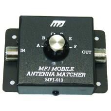 MFJ-910 mobiele antennetuner