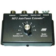 MFJ-914 autotuner extender