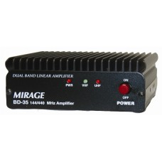 Mirage BD-35 lineaire versterker VHF-UHF