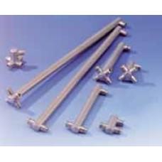 Tonna 30402 antennekoppelbalk voor 4 stuks 2 meter antennes