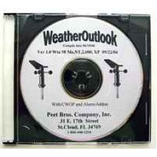 Weather Outlook Software