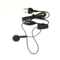 Yaesu MH37B2B oortelefoon,microfoon