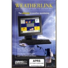 Davis 6540 APRS Weatherlink + streaming datalogger