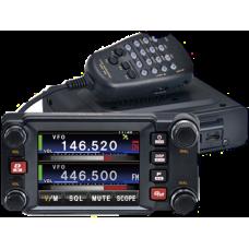 Yaesu FTM-400XDE  C4FM FDMA Dualband Mobile transceiver
