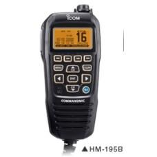 Icom HM-195B remote microfoon