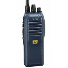 Icom IC-F3202DEX IECe/ATEX Intrinsically Safe Radio