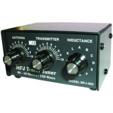 MFJ-902B  portabele tuner, 3.5-50 MHz max. 150 W SSB