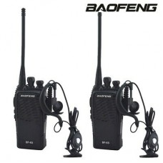 BaoFeng BF-K5 3KM Walkie Talkie 16 Channel -demo-twee stuks