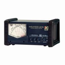 Daiwa CN-501 H2 Wattmeter kruisnaald 1.8-150 MHz 20/200/2000W PL, FM + PEP