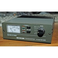 Tokyo Hy-Power HX-240 HF transverter 2m in HF out 2.5/10W in 30-40W out