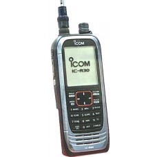 Icom IC-R30 scanner , 0.1-3300Mhz all mode