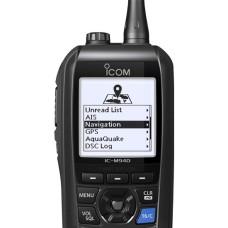 Icom IC-M94D VHF MARINE TRANSCEIVER WITH DSC & AIS RECEIVER