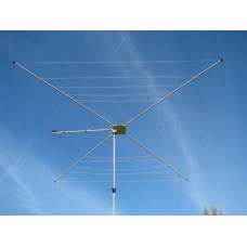 MFJ-1836H Cobweb Antenne 20/17/15/12/10/6m Lambda 1/2