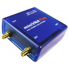 Mini-VNA Tiny Antenna Analyzer up to 3 GHz