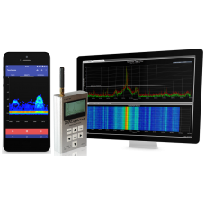 RF Explorer Spectrum Analyser with 6 GHz Band