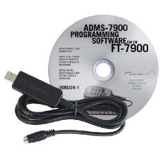 ADMS-7900 programmeer software en kabel voor de FT-7900